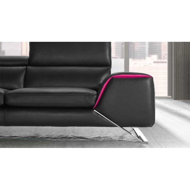Canap Italien Design 100 Cuir Haut De Gamme Upper Par Verysofa