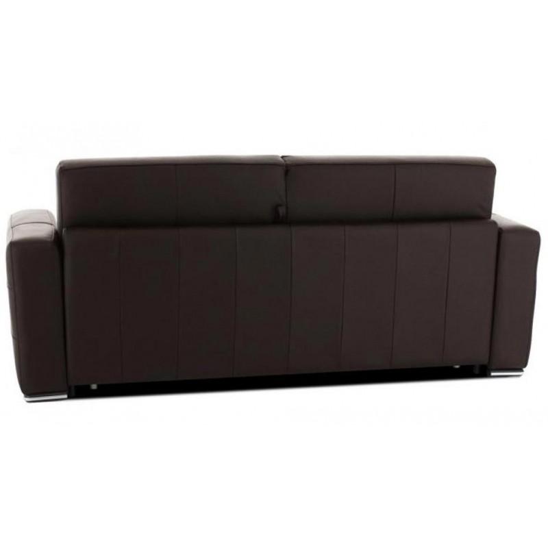 canap fixe pas cher en cuir haut de gamme italien. Black Bedroom Furniture Sets. Home Design Ideas