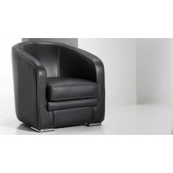 rivoli fauteuil cuir design canap cuir luxesofa. Black Bedroom Furniture Sets. Home Design Ideas