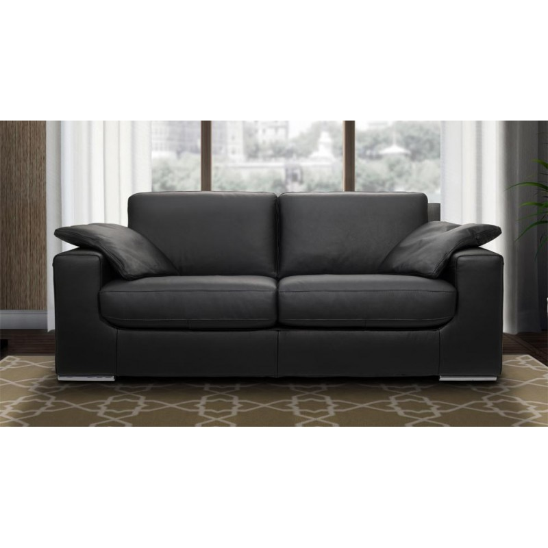 canap rapido convertible en cuir haut de gamme verysofa italie. Black Bedroom Furniture Sets. Home Design Ideas