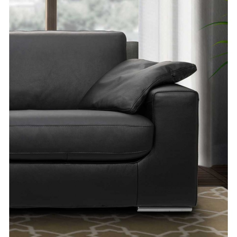 canap rapido convertible en cuir haut de gamme verysofa italie. Black Bedroom Furniture Sets. Home Design Ideas