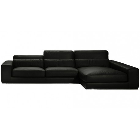 canap d 39 angle de luxe salon d 39 angle 100 cuir haut de. Black Bedroom Furniture Sets. Home Design Ideas