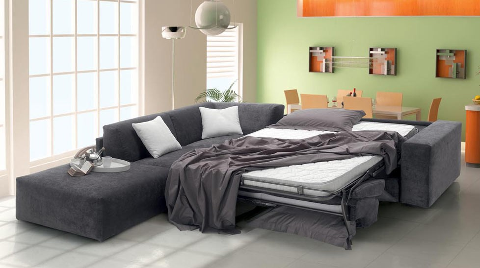 canape d angle convertible confortable valdiz. Black Bedroom Furniture Sets. Home Design Ideas
