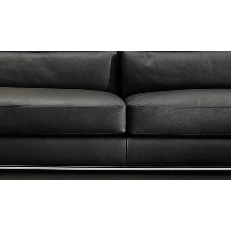 canap 4 places 100 cuir haut de gamme italien prix usine verysofa. Black Bedroom Furniture Sets. Home Design Ideas