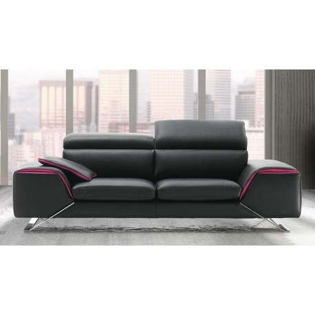 Canap design italien en cuir verysofa direct usine 25 for Design canape italien