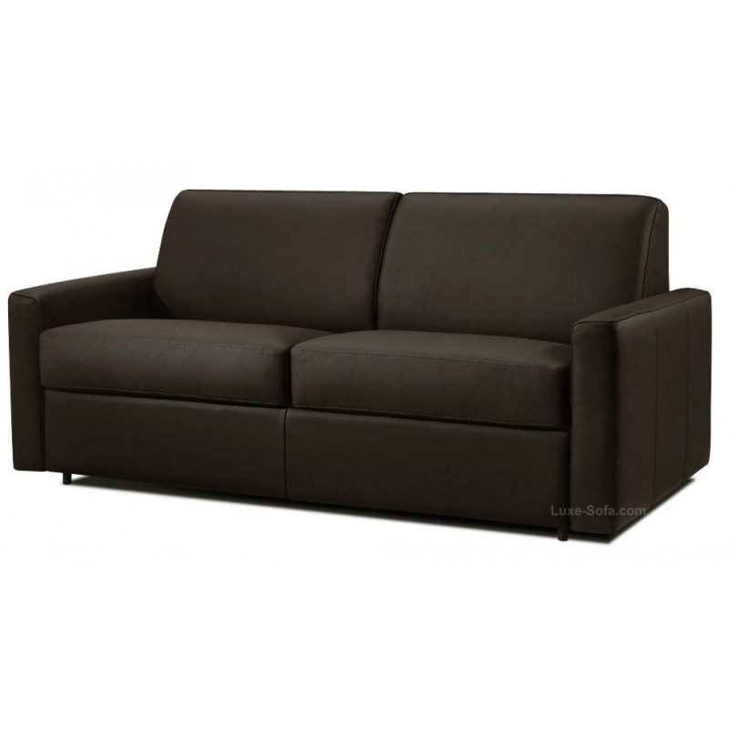 Canap convertible cuir syst me rapido dream verysofa for Canape convertible en cuir