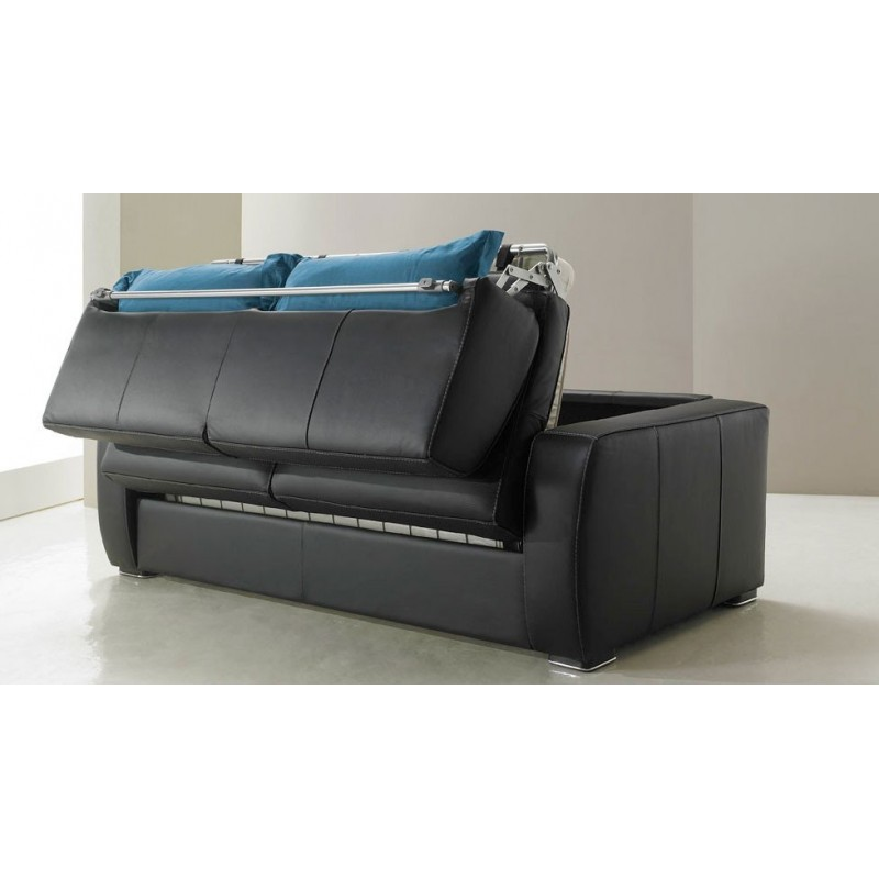 canap cuir convertible occasion 140 canape cuir convertible occasion achetez canape en cuir. Black Bedroom Furniture Sets. Home Design Ideas