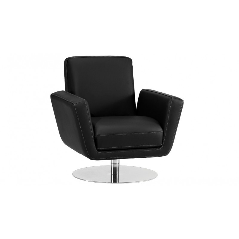 Diva fauteuil cuir design canap cuir luxesofa for Fauteuil canape design