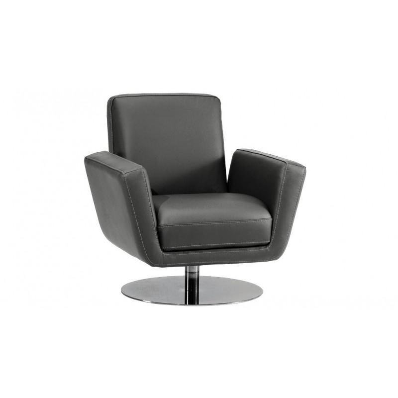 Diva fauteuil cuir design canapé cuir Luxesofa
