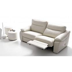 Canap relaxation lectrique ou manuel haut de gamme italie for Canape ultra moelleux