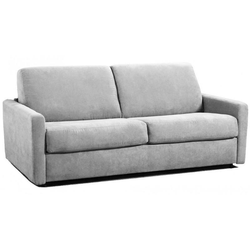petit canap lit rapido en microfibre matelas 18 cm prix. Black Bedroom Furniture Sets. Home Design Ideas
