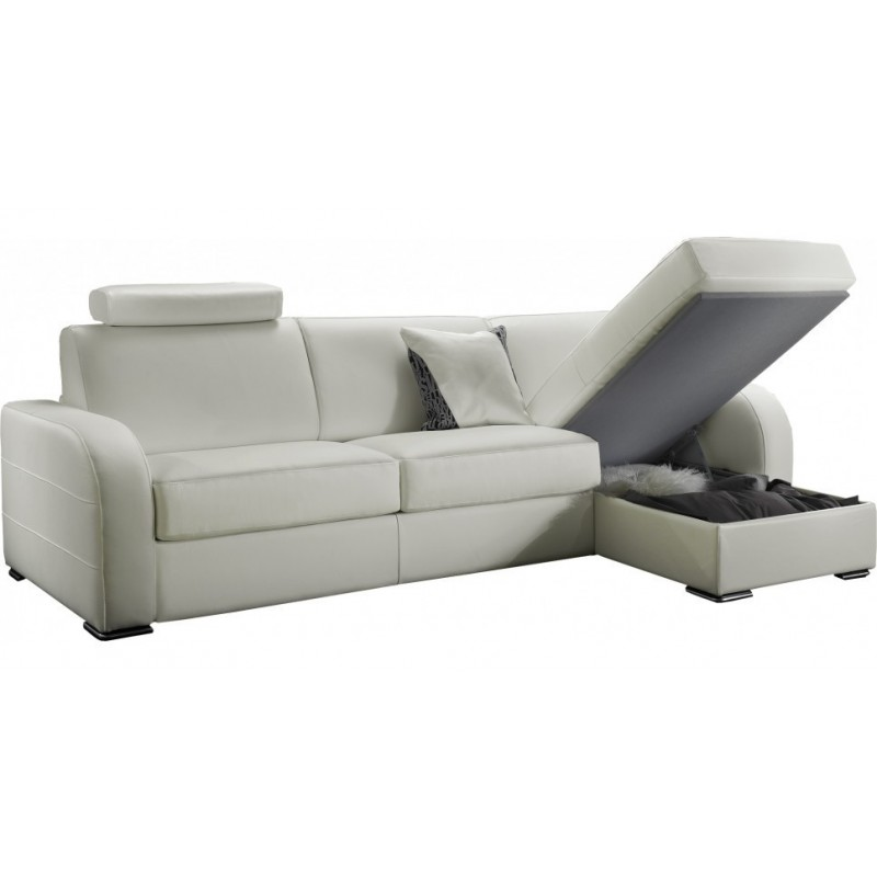 canap convertible 120 simple canap couchage quotidien sissi cm decostock canape concernant. Black Bedroom Furniture Sets. Home Design Ideas