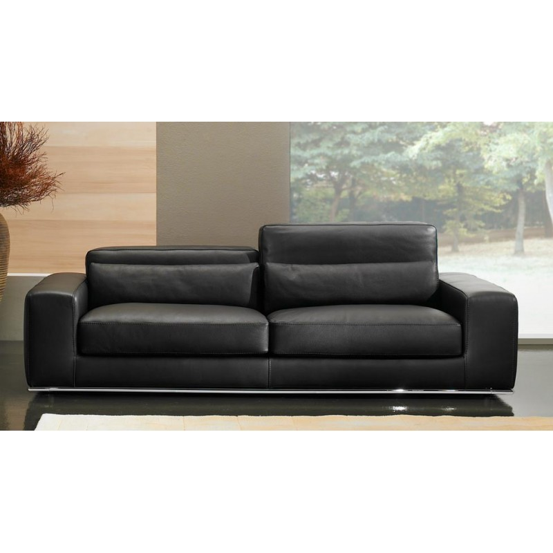 canap 4 places 100 cuir haut de gamme italien prix usine verysofa. Black Bedroom Furniture Sets. Home Design Ideas