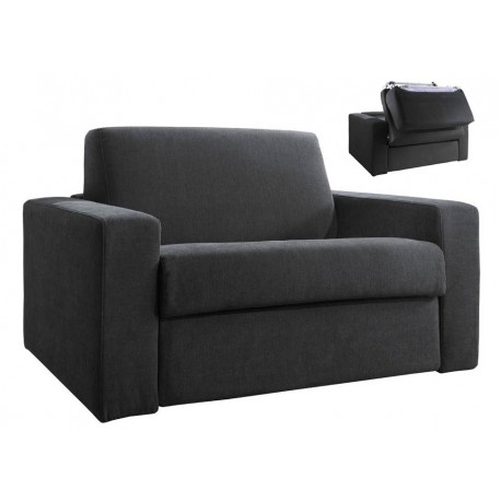 Fauteuil Convertible 1 Place Tissu
