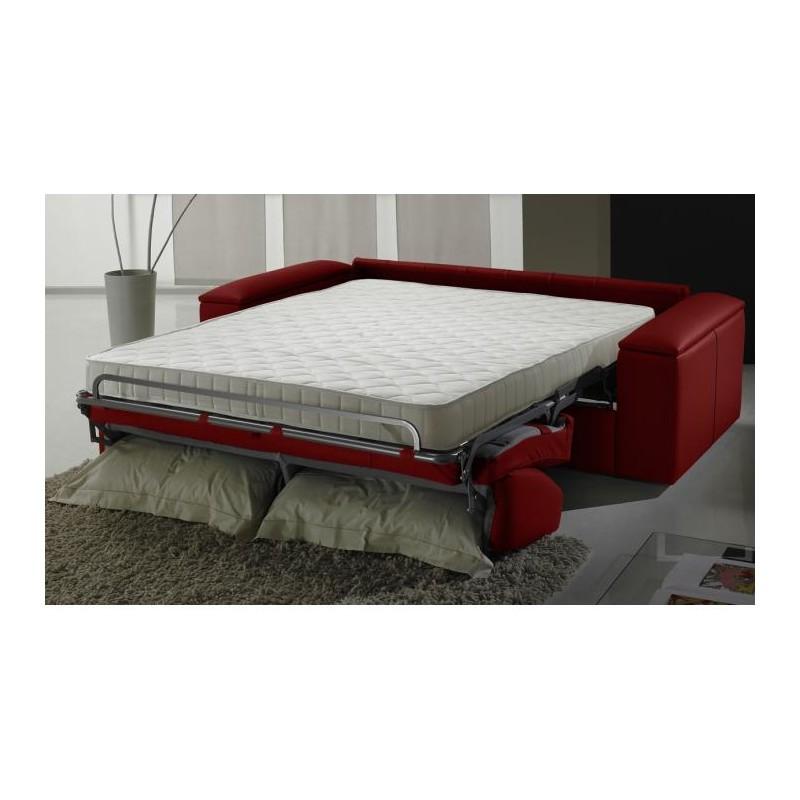 canap convertible express tissu avec rangement int gr. Black Bedroom Furniture Sets. Home Design Ideas
