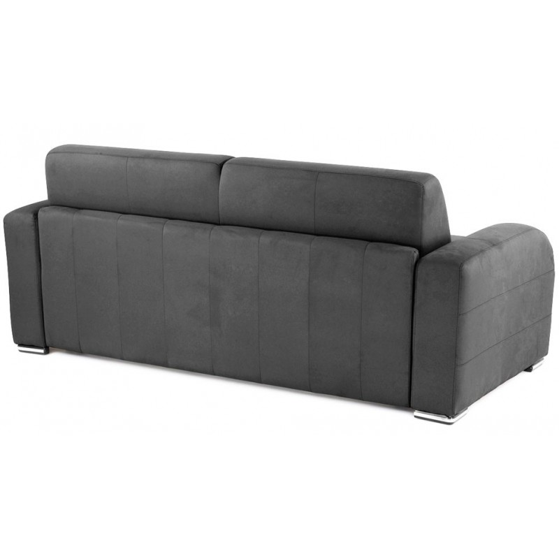 canap fixe en microfibre haut de gamme 30 direct usine italie. Black Bedroom Furniture Sets. Home Design Ideas