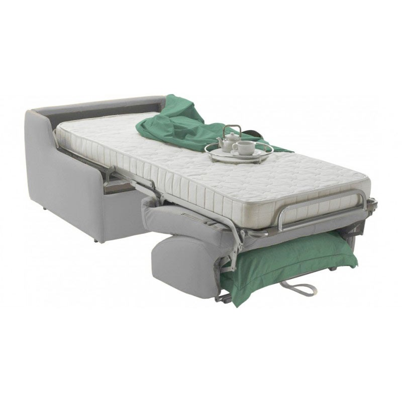 fauteuil lit rapido gain de place tissu dream meilleur prix. Black Bedroom Furniture Sets. Home Design Ideas