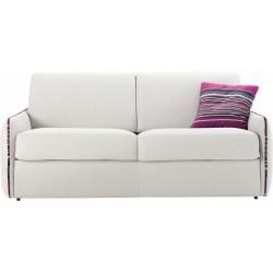 Canapé en tissu gain de place