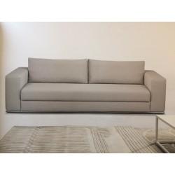 Canapé en tissu haut de gamme italien Verysofa Portofino - gris clair