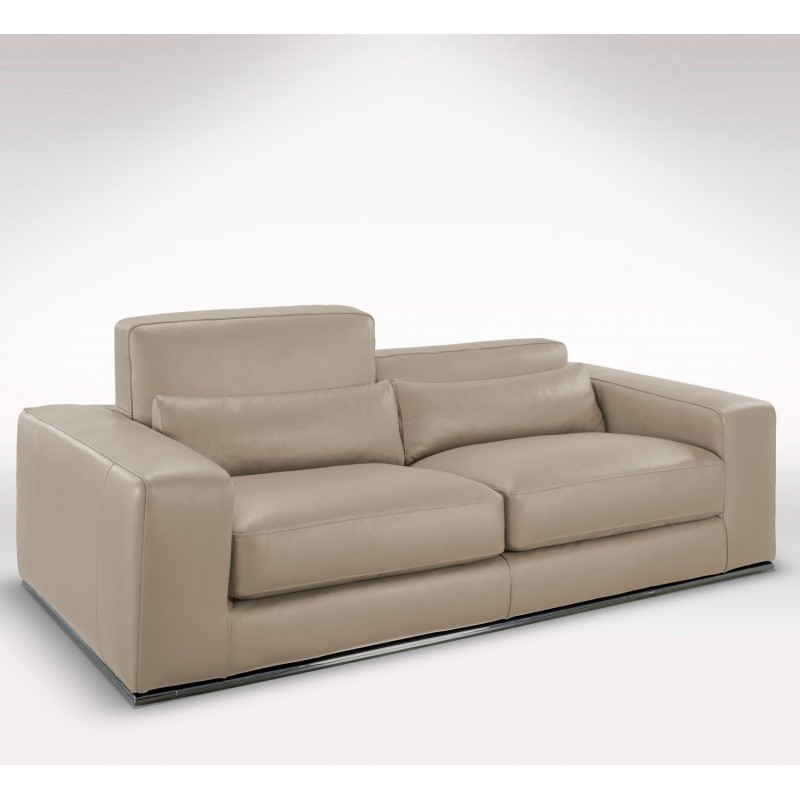 canap cuir italien haut de gamme matisse promo. Black Bedroom Furniture Sets. Home Design Ideas