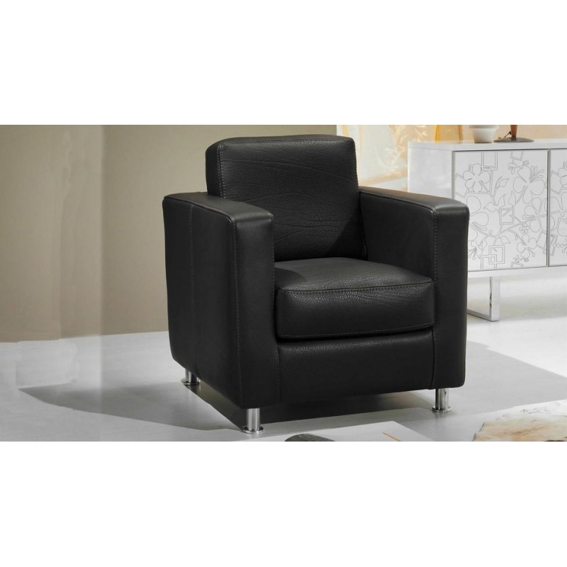 rio fauteuil cuir design canap cuir luxesofa. Black Bedroom Furniture Sets. Home Design Ideas