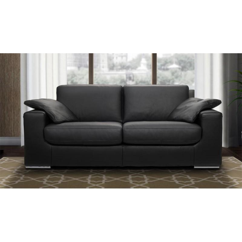 canap convertible cuir cheap canap convertible cuir. Black Bedroom Furniture Sets. Home Design Ideas