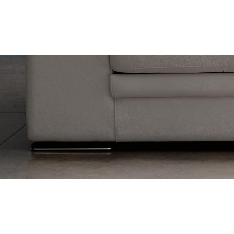 bastia canap design canap cuir luxesofa. Black Bedroom Furniture Sets. Home Design Ideas
