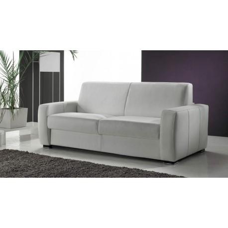 canap rapido convertible cuir de vachette pas cher fabriqu en italie. Black Bedroom Furniture Sets. Home Design Ideas