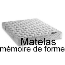 Option Matelas à mémoire de forme 50kg