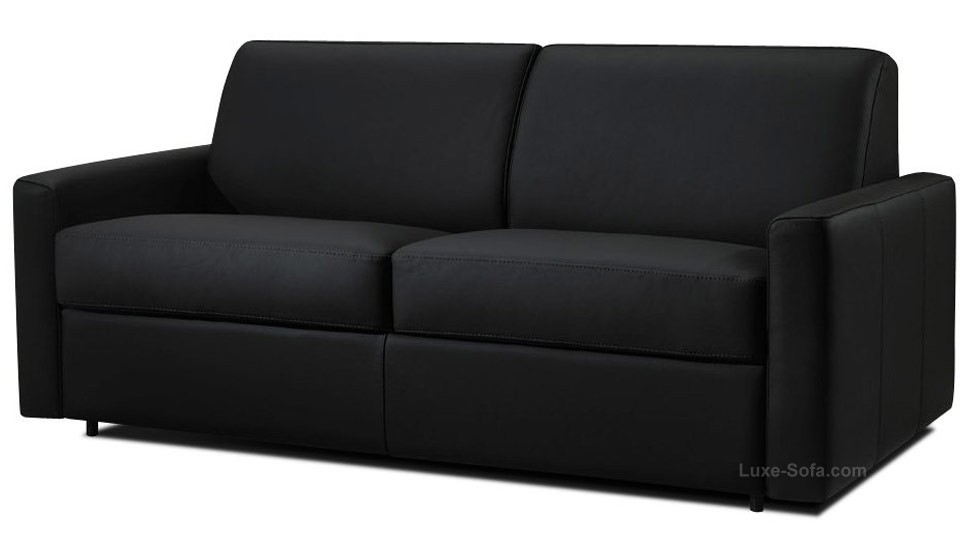 canap fixe en cuir de vachette dream verysofa promo. Black Bedroom Furniture Sets. Home Design Ideas
