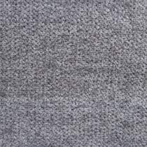 gris clair - tissu microfibre velours