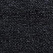noir - tissu microfibre velours