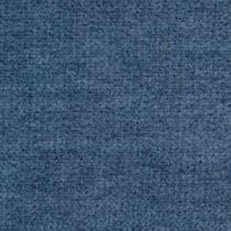 gris foncé bleuté - tissu microfibre velours